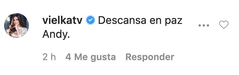 Famosos lamentan la muerte del productor Andrés Arreola