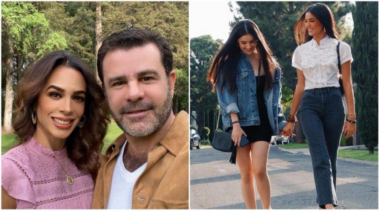 Hijas de Biby Gaytán y Eduardo Capetillo se convierten en youtubers