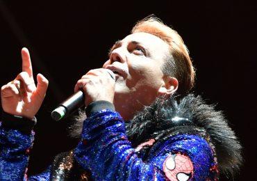 De cantante a vidente, Cristian Castro predijo temblor