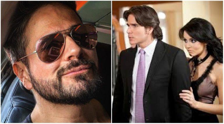 Daniel Arenas recuerda cuando casi pierde su papel en Teresa