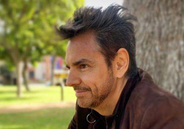 Eugenio Derbez se une a reto viral y aprovecha para hacerle bullying a Aislinn