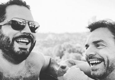 José Eduardo Derbez y Eugenio Derbez | Foto: Instagram
