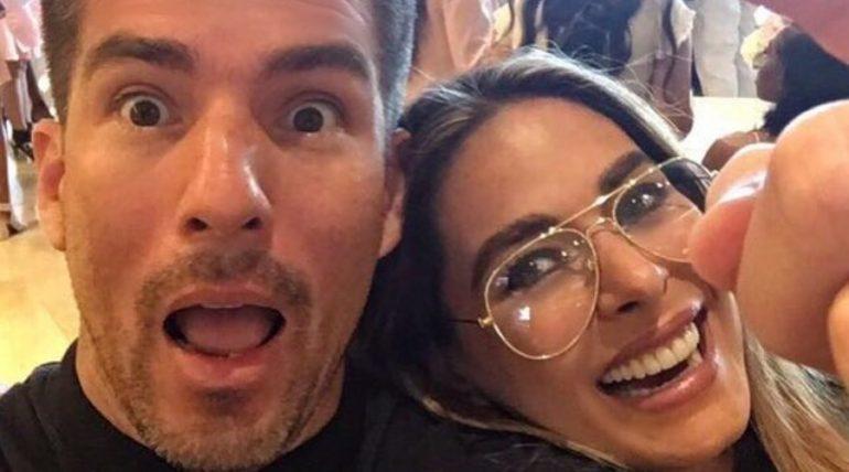 Con tierno mensaje y divertido video, esposo de Galilea Montijo la felicita en su cumpleaños