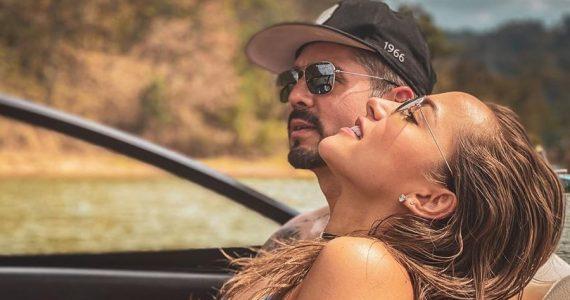 Jessica Díaz y José Ron aclaran si ya terminaron o no