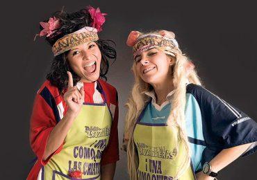Karla Luna y Karla Panini | Foto: Archivo