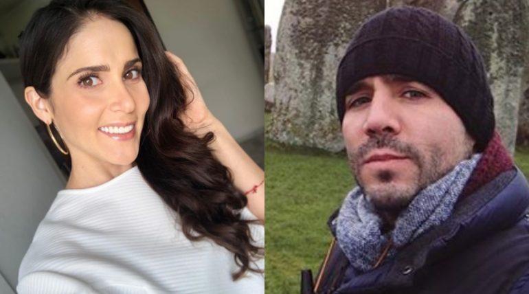 Eva Cedeño y José Ron | Foto: Instagram