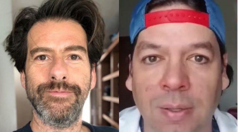 Eduardo Videgaray y Ricardo González Jr. | Foto: Instagram