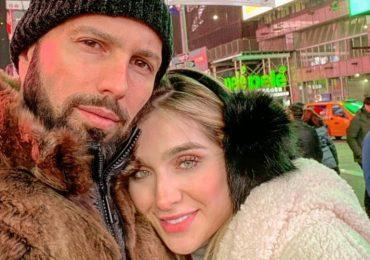 Devastados, Poncho De Nigris y su esposa comparten la pérdida de su bebé