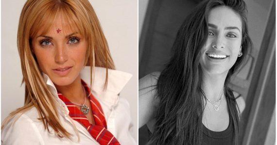 Renata Notni imita a Anahí y ahora es la nueva 'Mía Colucci'