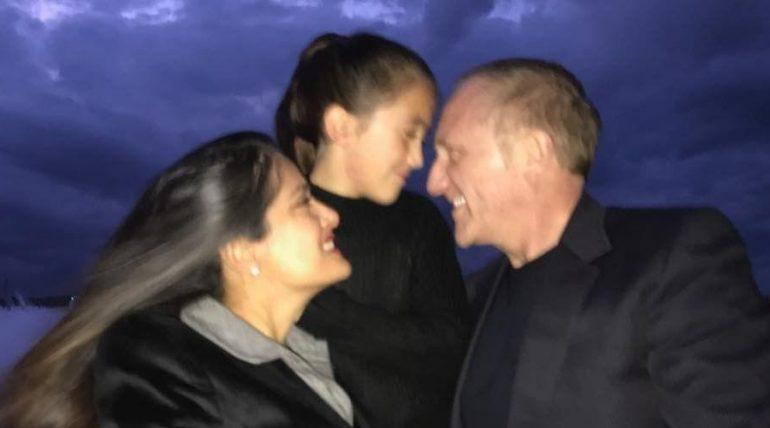 Valentina Paloma, hija de Salma Hayek, ha tenido que enfrentar más de un escándalo al ser la hija de una actriz de Hollywood y un multimillonario