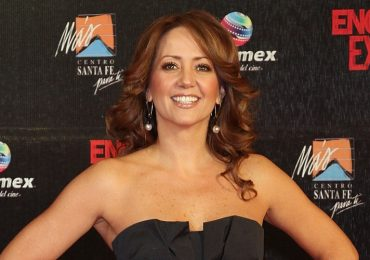 Así fue la primera aparición de Andrea Legarreta en la televisión. Foto: Getty Images