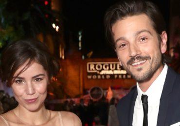 """Camila Sodi es la """"fan número 1"""" de su ex, Diego Luna. Foto: Getty Images"""