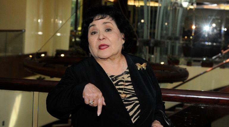 Carmen Salinas advierte sobre nuevo delito. Foto: Getty Images