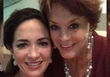 Cecilia Romo se encuentra en coma inducido, reveló su hija Claudia. Foto: Instagram