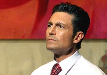 Fernando Colunga está de luto por la muerte de su papá. Foto: Getty Images