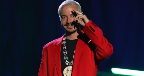 J Balvin encabeza la lista de nominados para Premios Juventud 2020. Foto: Getty Images