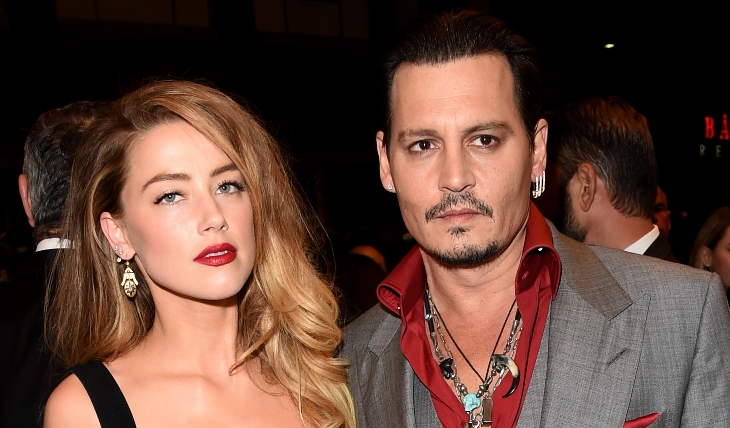 Johnny Depp y Amber Heard / Sugar daddy