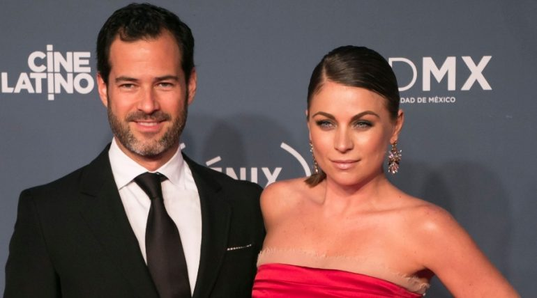 Ludwika Paleta revela cómo mantiene un matrimonio exitoso con Emiliano Salinas. Foto: Getty Images