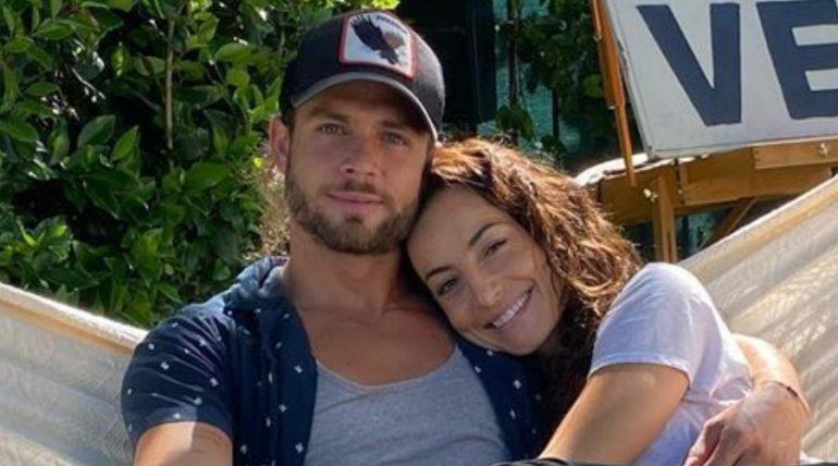 Marimar Vega responde a fans de su novio, Horacio Pancheri, por atacarla. Foto: Instagram