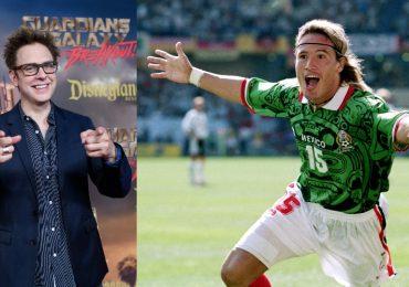 James Gunn y Luis Hernéndez, El Matador. Fotos: Getty Images