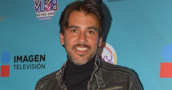 Mauricio Barcelata recordó que durmió a escondidas en un salón de Televisa. fOTO: gETTY iMAGES