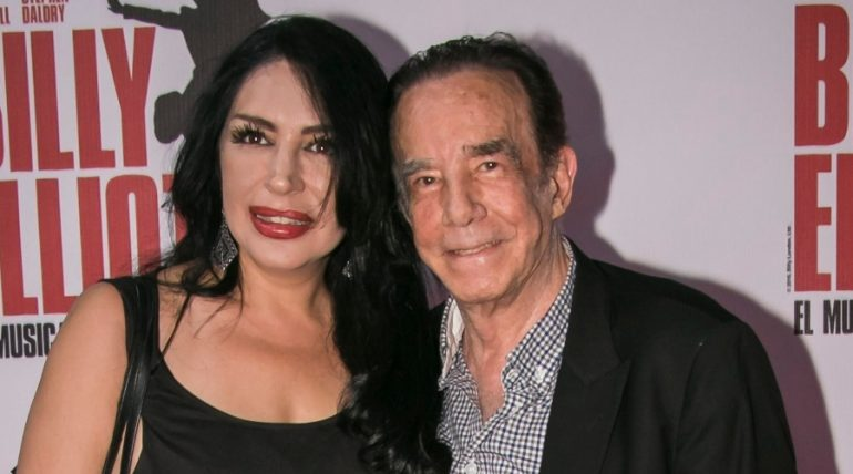 Mauricio Herrera y su esposa, Luhana Gardi, dieron positivo a prueba de Coronavirus. Foto: Getty Images