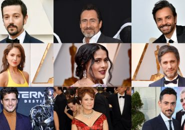 Mexicanos en Hollywood. Fotos: Getty Images