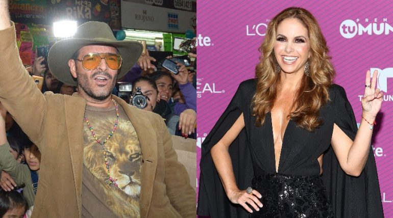 Pablo Montero y Lucero debutan en TikTok. Fotos: Getty Images