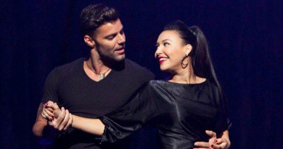 Ricky Martin despidió a Naya Rivera con una emotiva imagen. Foto: Getty Images