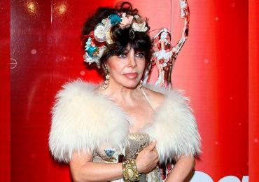Verónica Castro vuelve al cine. Foto: Getty Images