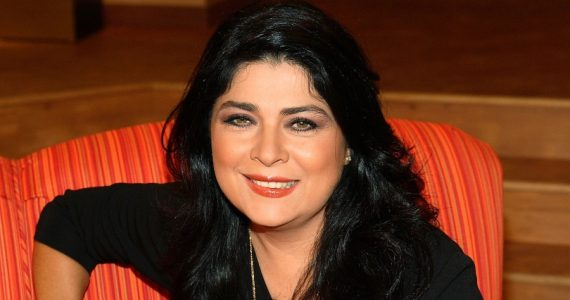 Victoria Ruffo impacta con su foto luciendo al natural. Foto: Getty Images
