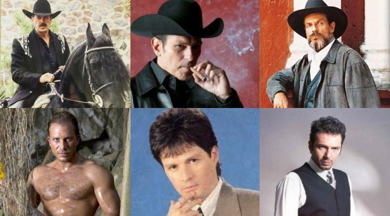 Villanos de telenovela tan buenos que no podemos odiarlos. Fotos: Archivo