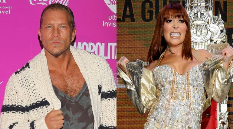 Salvador Zerboni habló del intenso romance que tuvo con Alejandra Guzmán. Fotos: Getty Images
