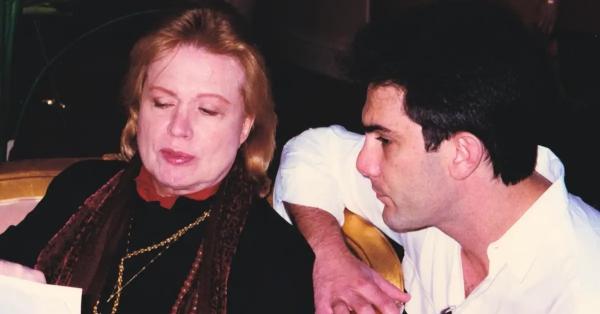 Walter Mercado y Bill Bakula. Foto: Archivo