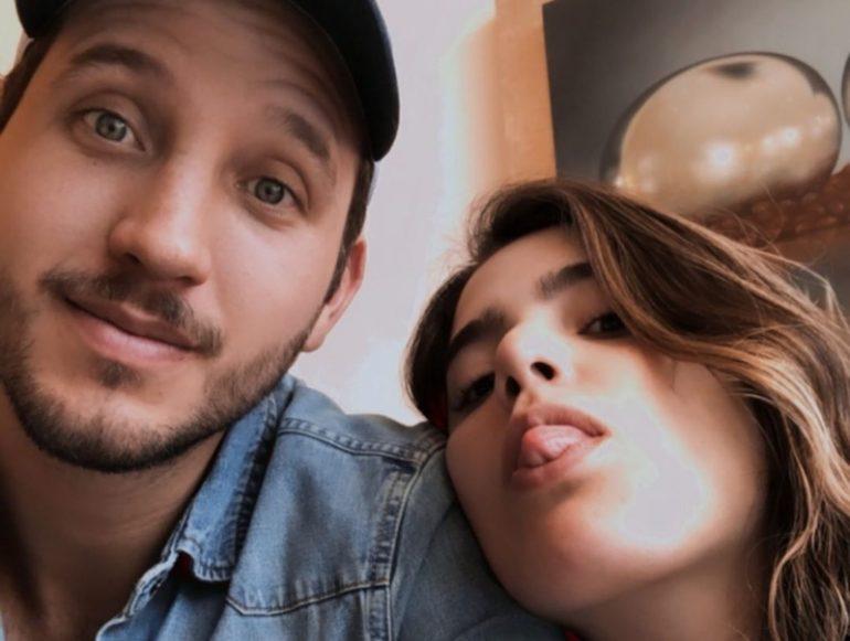 Confirman que hija de Alejandro Fernández está embarazada. Foto: Cortesía