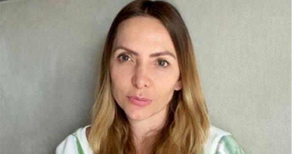 Erika Zaba reveló que su bebé también tiene COVID-19