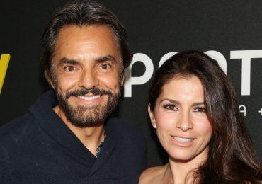 Publican fotos inéditas de la boda de Alessandra Rosaldo y Eugenio Derbez