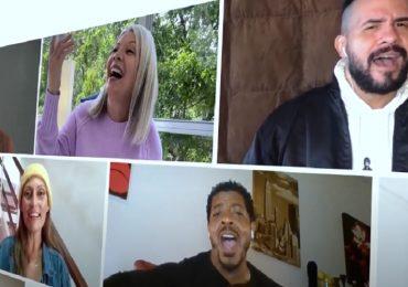 Elenco de Fama El Musical se reunió luego de 22 años. Foto: Captura Youtube
