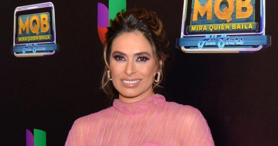 Galilea Montijo revela que ha 'recibido arrimones' de sus compañeros