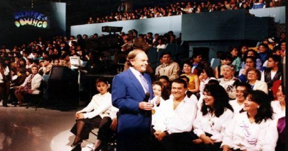 """Regreso de """"Siempre en domingo"""" con holograma de Raúl fue impedido. Foto: Archivo"""