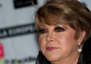 Lolita Ayala fue 'poseída' de nuevo en programa en vivo