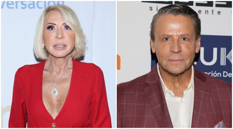 """Me das asco"": Revelan videos del pleito entre Laura Bozzo y Alfredo Adame"