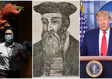 Las profecías de Nostradamus para el 2020, ¿cuáles ya se cumplieron y cuáles faltan?