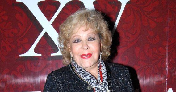 Silvia Pinal quiere revivir Mujer, casos de la vida real