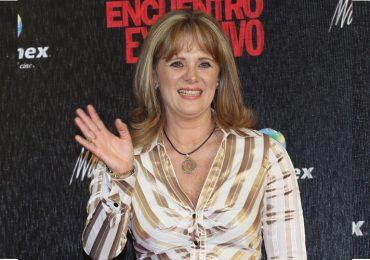 """¿Érika Buenfil deja el """"reinado"""" en TikTok? Foto: Getty Images"""