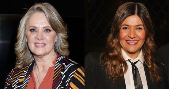 """Érika Buenfil dice que Martha Figueroa es """"muy bocona"""". Fotos: Getty Images"""