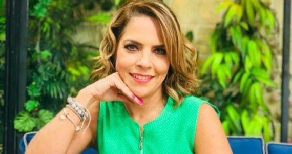 Ana María Alvarado se quiebra y rompe en llanto en programa. Foto: Archivo