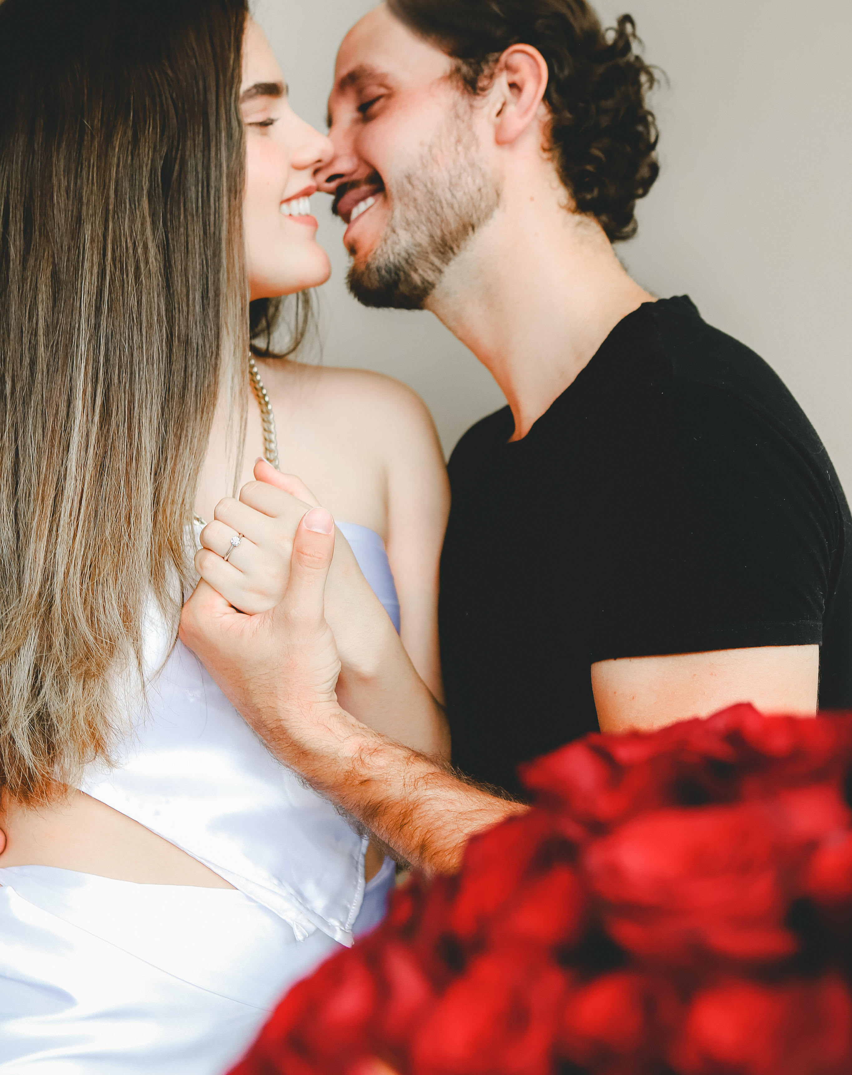 Camila Fernández se casó luego de ocho meses de noviazgo. Foto: Archivo