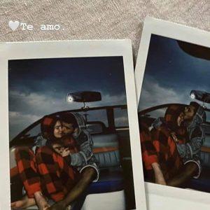 Christian Nodal confirma romance con Belinda. Foto: Instagram