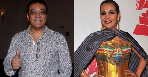 Carlos Cuevas exige un disculpa pública de su hermana Aída Cuevas. Foto; Getty Images